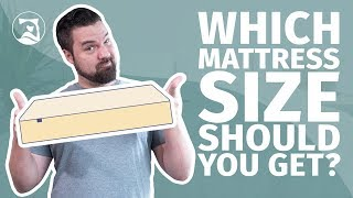 Mattress Sizes - Which Bed Sizes Will Fit Your Bedroom?