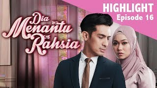 HIGHLIGHT: Episod 16 | Dia Menantu Rahsia (2019)