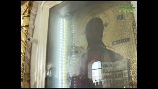 Нерукотворный образ. В Самарском храме икона отобразилась на стекле киота