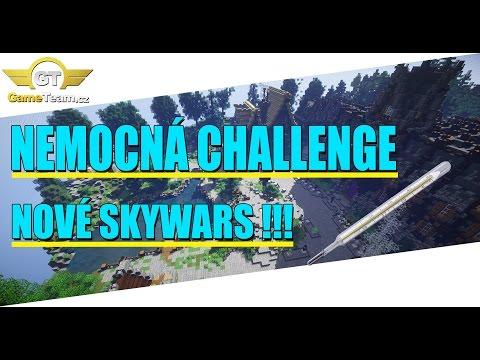 GameTeam.cz | NEMOCNÁ CHALLENGE !!! NOVÉ SKYWARS !!!