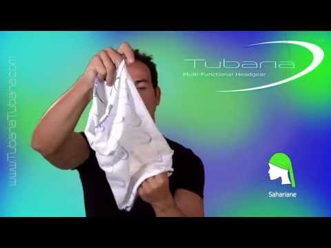 Tubana |  How To Wear Your Multifunctional Bandana