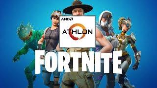 amd athlon 200ge fortnite 720p - TH-Clip
