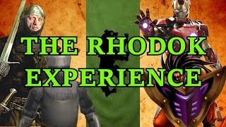 The Mount and Blade Rhodok Experience