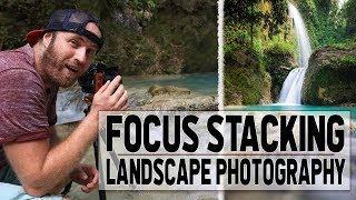 Focus Stacking Tutorial in Lightroom and Photoshop