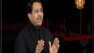 Meri agosh me kata || Raza Haider Rizvi || Hussaini Voices