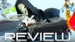 Death Walks Among You! - Figma Overwatch Reaper Review
