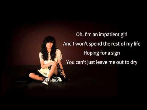 Música Impatient Girl