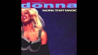 Donna Summer - Work That Magic (Trevor's Extended Edit)