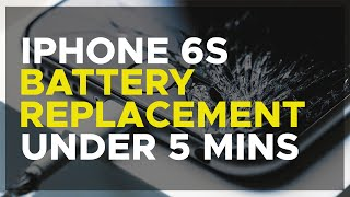 How to Replace iPhone 6S Battery | 🔧Complete Repair Guide🔧