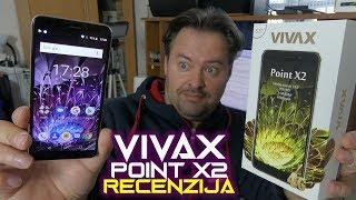 Vivax Point X2 recenzija - jaka baterija od 4000 mAh i još jeftiniji (07.10.2018)
