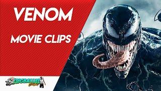 Venom Movie Clips 2018 - Venom eating snacks scene - mcu - Venom 2018 Movie Clip -  tom hardy