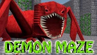 Minecraft | MAZE CHALLENGE SURVIVAL - TORMENTED DEMON IN THE OUTER RIM Challenge Part 19!