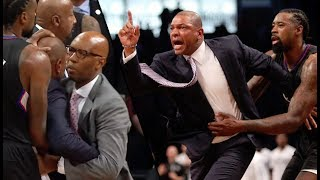 NBA Wildest Coach Ejections of ALL TIME - Video Youtube