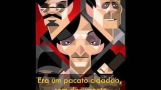 Daqui Pra Lá - Titãs (Legendado)