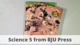 Science 5 from BJU Press