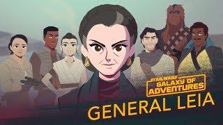 Episode 2.04 Leia Organa - A Princess, A General, A Mentor (VO)