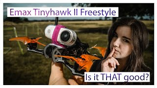 Emax Tinyhawk II Freestyle review - is it that good? FPV | MaiOnHigh