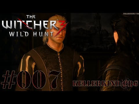 The Witcher 3 [HD|60FPS] #007 Kaiserliche Audienz ★ Let's Play The Witcher 3