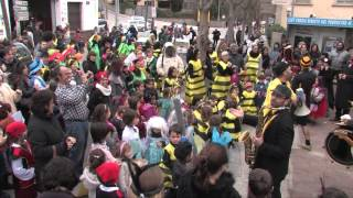 preview picture of video 'Rua de Carnestoltes a Valldoreix 2015'