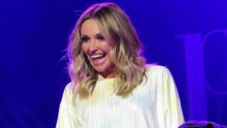 """Carly Pearce """"I Hope Your Happy Now"""" (with Charles Kelly) Live at PNC Bank Arts Center"""