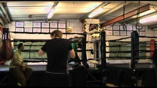 Clearys Boxing Gym - Promotional Video.