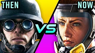 What Has Changed in Rainbow Six Siege | The Leaderboard