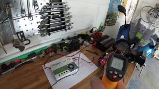 How to bring back to life a 36v lithium battery