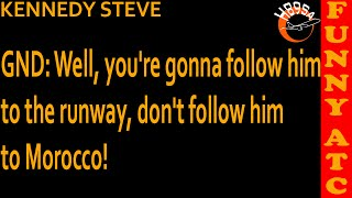 Funny JFK ATC: YOUR WISH IS MY COMMAND!!!