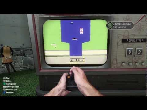Call of Duty Black Ops 2 Nuketown 2025 Easter Egg (Atari Mini-Games) - Gebangt V2.0