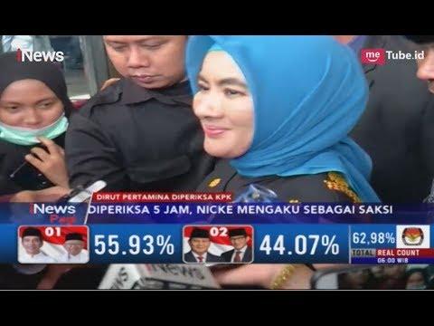 Dirut Pertamina Dipanggil KPK Terkait Kasus Suap PLTU Riau-1 - iNews Pagi 03/05