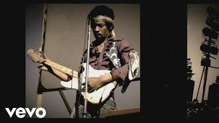 "Video thumbnail of ""Jimi Hendrix - Red House - Santa Clara 1969"""