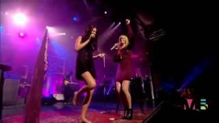 Joss Stone ft LeAnn Rimes - Tell Me about it.flv