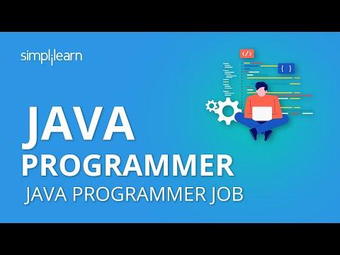 Java Programmer | Java Programmer Job | What a Java Developer Does | Java Developer Work in Company