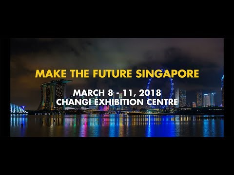 Make the Future Singapore Returns in 2018