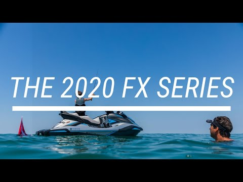 2020 Yamaha FX Cruiser SVHO in Orlando, Florida - Video 1