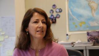 DESA: Francesca Grum on gender data and achieving the SDGs