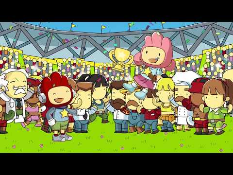 Official Scribblenauts Showdown Announce Trailer thumbnail