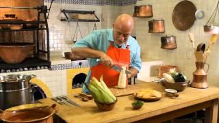 Tu cocina - Sopa de bolitas de huauzontle y queso