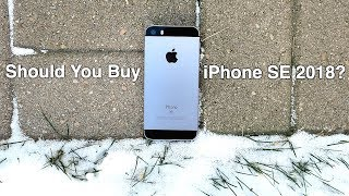 Should You Buy iPhone SE in 2018? - dooclip.me