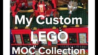 Lego Custom Modular Collection