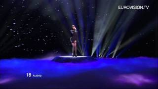 Nadine Beiler - The Secret Is Love (Austria) - Live - 2011 Eurovision Song Contest Final