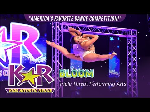"""""""Bloom"""" from Triple Threat Performing Arts"""