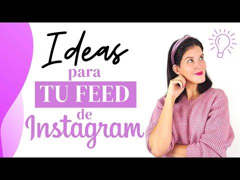Ideas De Diseño Para El Feed De Instagram