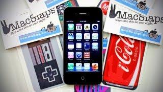 iPhone 4 / 4S MacSlaps Giveaway & Review thumbnail
