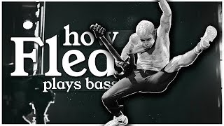 How Flea Plays Bass