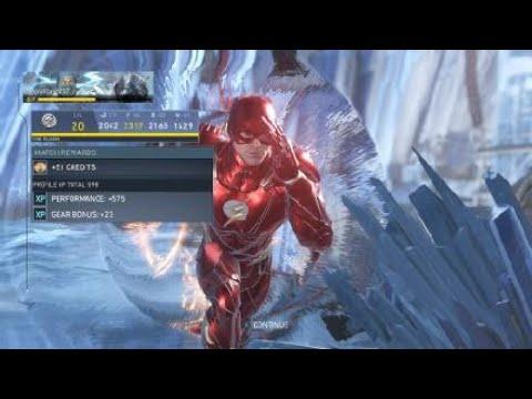 Injustice 2: Flash vs Savitar part 2