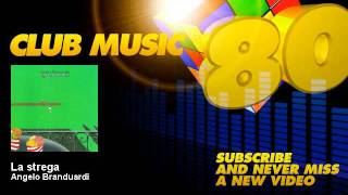 Angelo Branduardi - La strega - ClubMusic80s