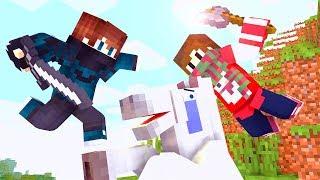 Horse Life   - Minecraft animation