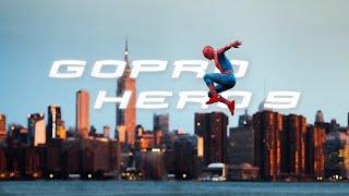 GoPro Hero 9: Spider-Man Parkour & FPV