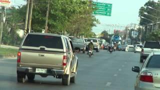 Покатушки по Пхукету, местные авто, жители, дороги